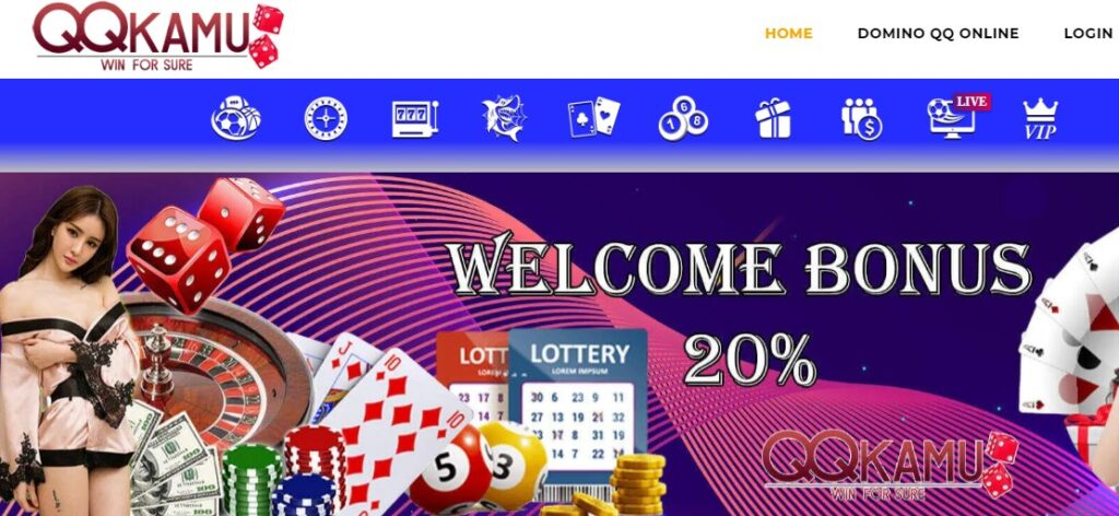 bandar judi slot pragmatic play indonesia QQkamu